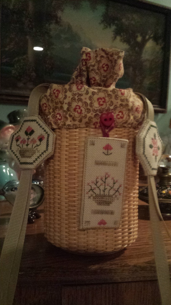 Handbasket by Cindy Major Rush