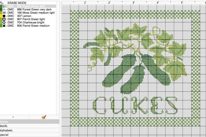 Cukes Chart copy