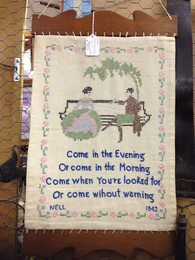 Nell's Cross Stitch 1942