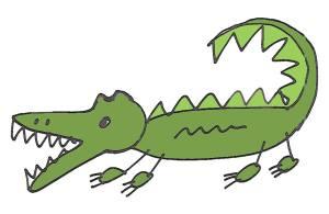 KateDorsey_Alligator
